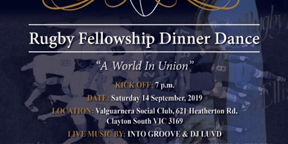 Peterite Rugby Fellowship Dinner