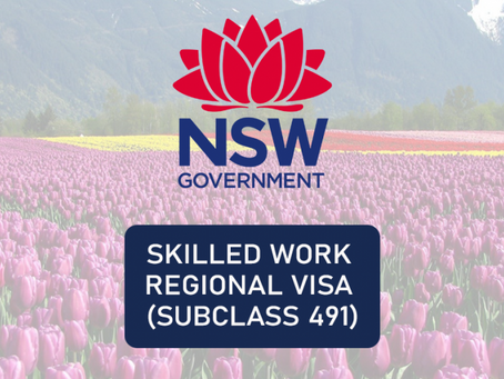 Compilation of Occupations for NSW 491 across all regional areas