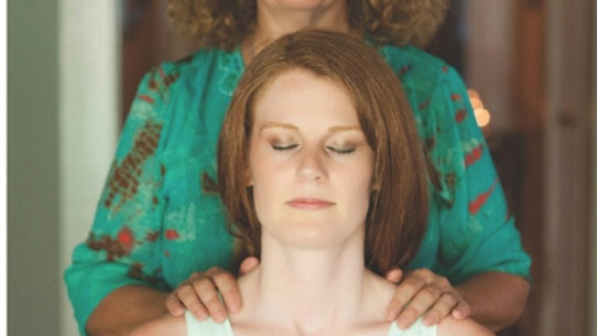 Massage in a chair training PDF