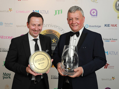 Philip Morrow Awarded Neighbourhood Retailer Lifetime Achievement Award