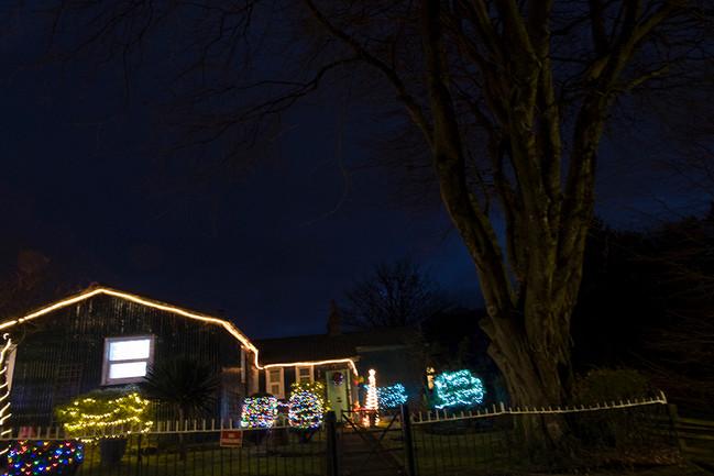 Curragh camp, Christmas, December 2019