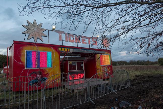Circus, Portarlington, December 2019