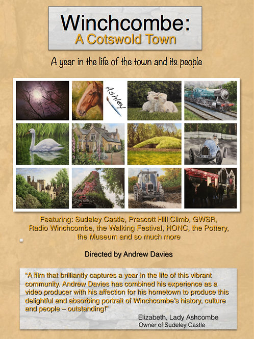 Winchcombe: A Cotswold Town