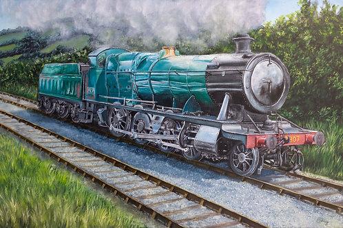 Cotswold Steam Train