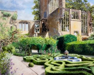 Sudeley Knot Garden