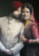 Indian Wedding Portrait Turban