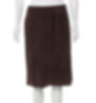 Escada knee length skirt