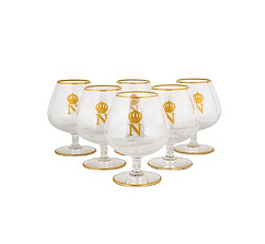 Napoleon Brandy Glasses