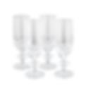 alique champagne flutes
