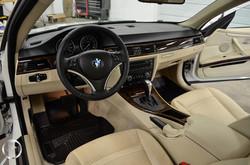 Express detail clean interior