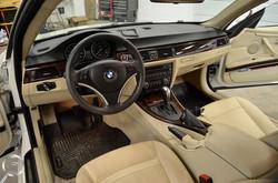 Express detail dirty interior