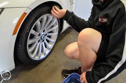 Express detail dress tires