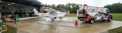 Mobile Detailing Airplane