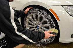 Express detail tires