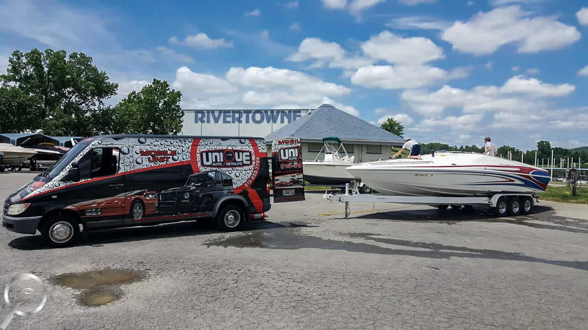 Mobile Detailing Rivertowne Marina