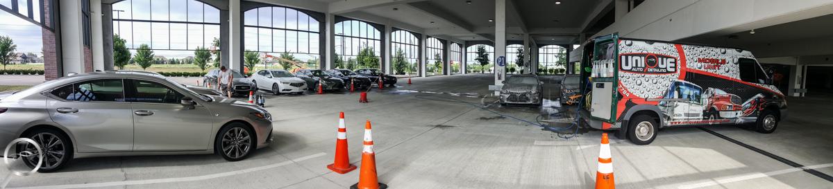Mobile Detailing Car Show