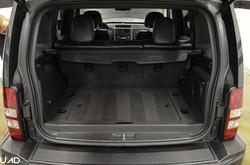 clean trunk