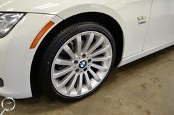 Express detail clean wheel