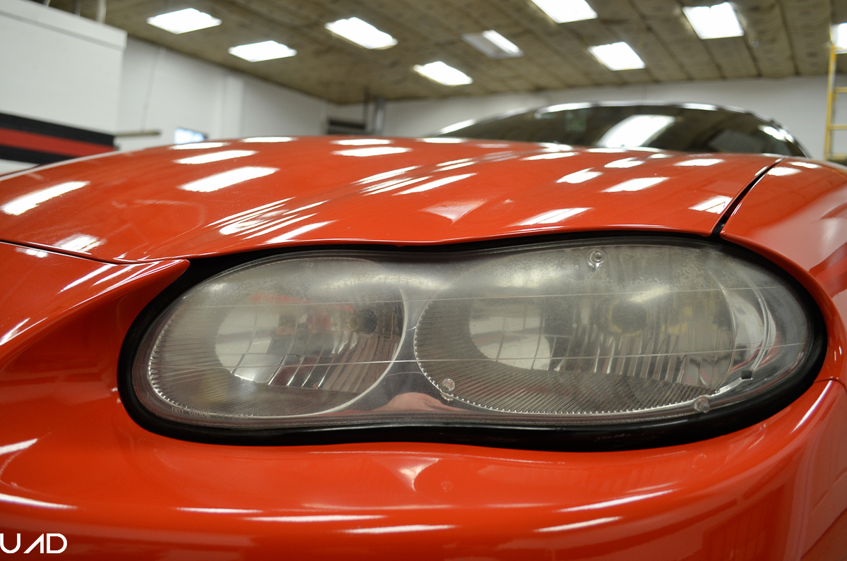 headlight oxidation