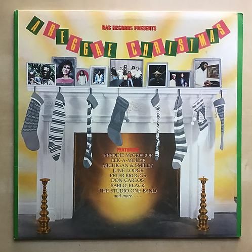 Ras Records Presents A Reggae Christmas 1984 LP