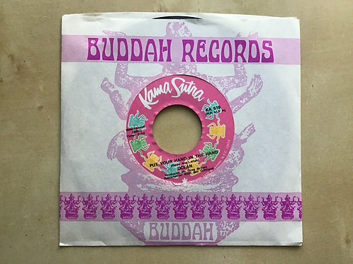 Ocean - Put Your Hand In The Hand / Tear Down The Fences Kama Sutra w/co. sleeve