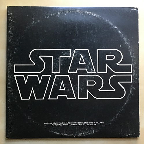 Star Wars OMP Soundtrack 2xLP 1st US