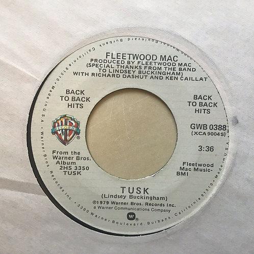 FLEETWOOD MAC - SARA/TUSK - Back To Back Hits 45