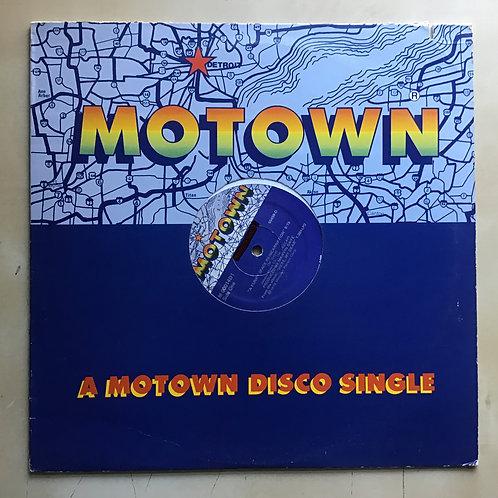 "12"" MARVIN GAYE - A FUNKY SPACE REINCARNATION - ORIG 1978 MOTOWN"