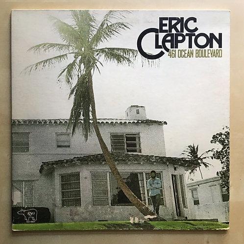 "Eric Clapton 461 Ocean Boulevard 1974 LP RSO Records SO 4801 ""MS"" Matrix SRC"
