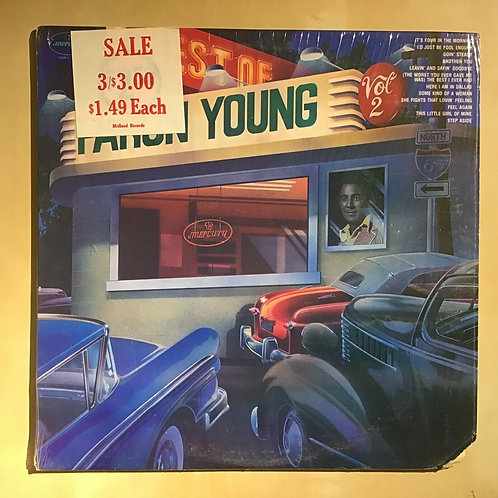 The Best Of Faron Young Vol. 2 LP (Faron Young - 1977) SRM-1-1130