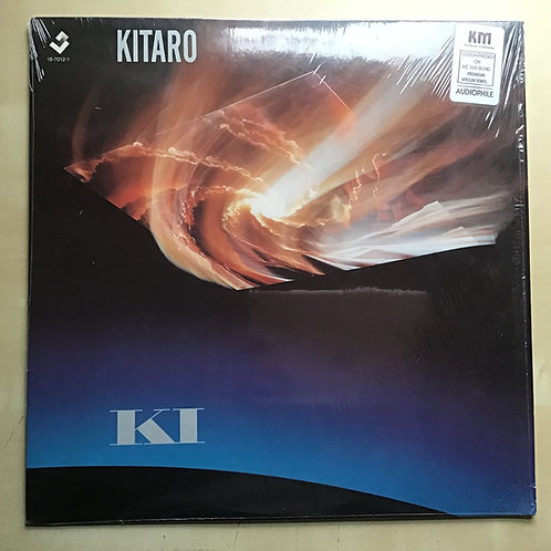 1985 Kitaro KI Audiophile Press LP Album in Shrink