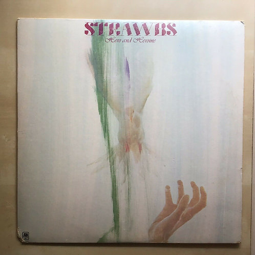 Strawbs Hero and Heroine 1974 A+M SP-3607 Lp with Lyric sheet