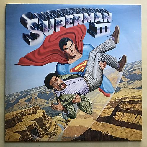 Superman III OMP Sountrack LP