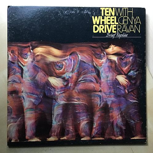 Ten Wheel Drive with Genya Ravan - Brief Replies LP 1970 Polydor EX!