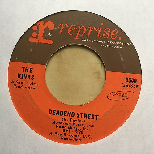 The Kinks ‎– Deadend Street / Big Black Smoke**1966**Reprise