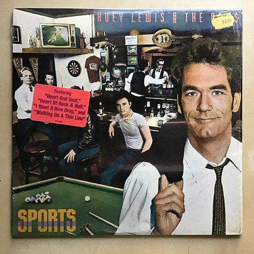 Huey Lewis and the News: Sports Vinyl LP Chrysalis FV 41412 EX w/ Hype Sticker
