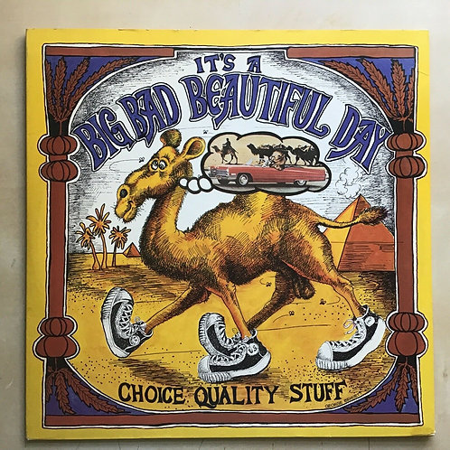 IT'S A BEAUTIFUL DAY Choice Quality Stuff Anytime LP Vinyl EX