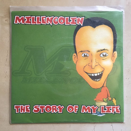 "Millencolin~ The Story of My Life UK 7"" 1996"
