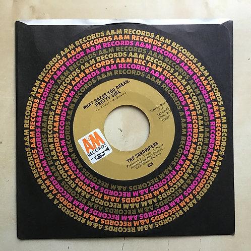 THE SANDPIPERS - GUANTAMERA/PRETTY GIRL - 45 RPM NM IN COMPANY SLEEVE!