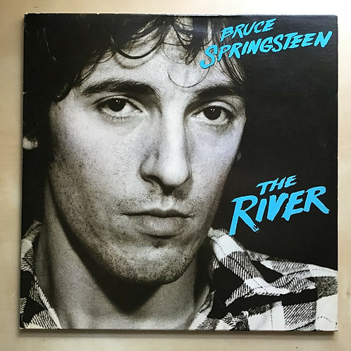 1980 Bruce Springsteen The River PC2 36854 w/ inserts (2) EX Vinyl LPs VG+ Cover