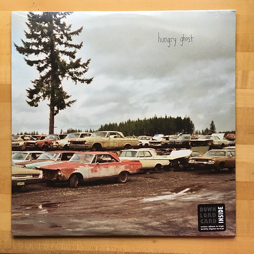 Hungry Ghost Self Titled LP 2012 Indie Rock New Sealed Album Free MP3