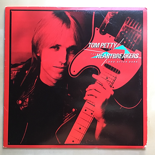 """Tom Petty and the Heartbreakers """"Long After Dark"""" LP"""