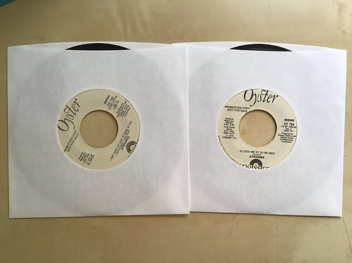 STRAWBS-Lot Of 2 Promo 45s So Close.../I Only Want My Love To Grow EX!