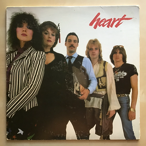 Heart Greatest Hits Live 2xLP US 1980