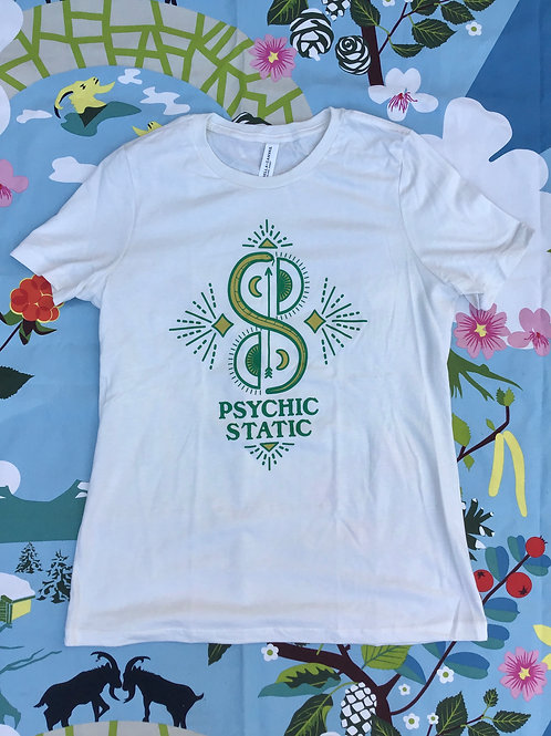 Women's Psychic Static Tees