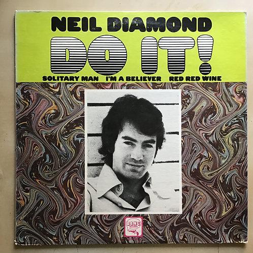 "Neil Diamond LP ""Do It!"" Bang (LPS224) VG+"