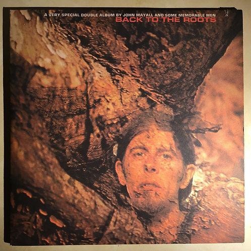 Original John Mayall Back to The Roots 2 LP 1971 - VinylVG+ Jacket NM Book NM