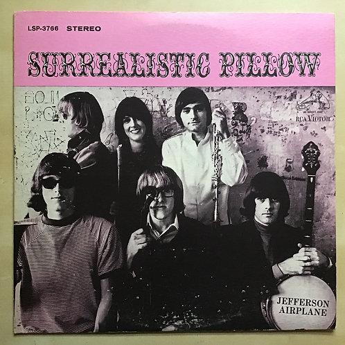 "Jefferson Airplane ""Surrealistic Pillow"" 1969 Reissue LP"
