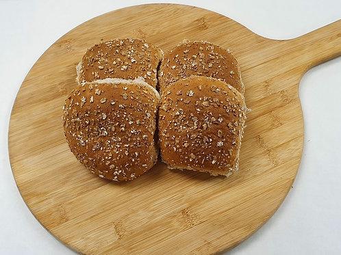 Rustic rolls (4 pack) #804