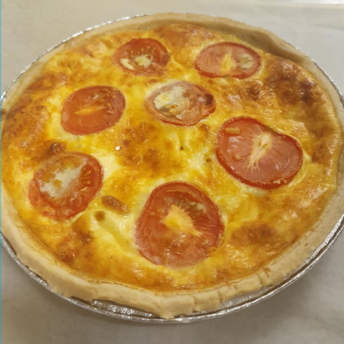 Quiche Lorraine (Feeds 4 people) #9926